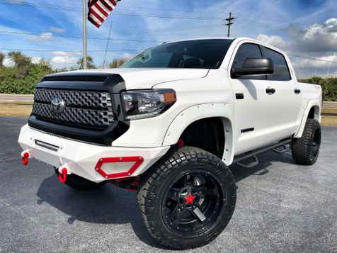2018 Toyota Tundra CUSTOM LIFTED LEATHER V8 CREWMAX in , Florida