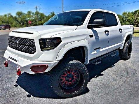 2018 Toyota Tundra CUSTOM LIFTED LEATHER CREWMAX 4X4 V8 in , Florida