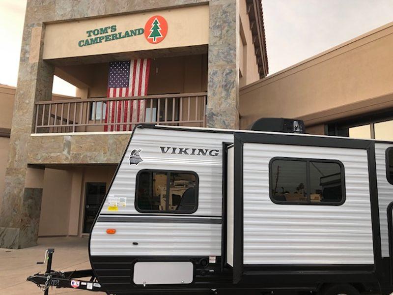 2018 Viking 17bhs   in Mesa, AZ