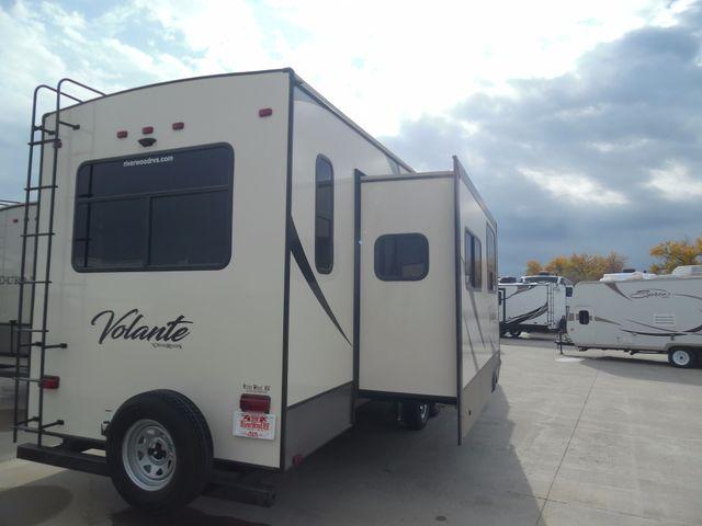 2018 Crossroads Volante VL380MD18 Mandan, North Dakota 3