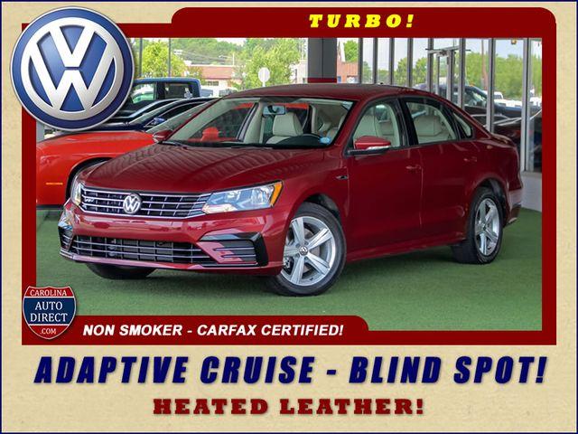 2018 Volkswagen Passat R-Line FWD - ADAPTIVE CRUISE - BLIND SPOT! Mooresville , NC 0