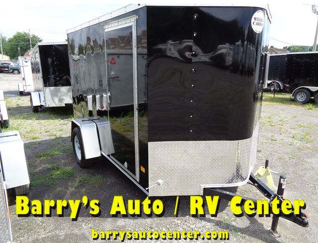 2018 Wells Cargo FastTrac 6 x 10 FT6X101  city NY  Barrys Auto Center  in Brockport, NY