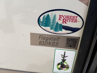 2019 Forest River FLAGSTAFF FLT832IKBS Albuquerque, New Mexico 1