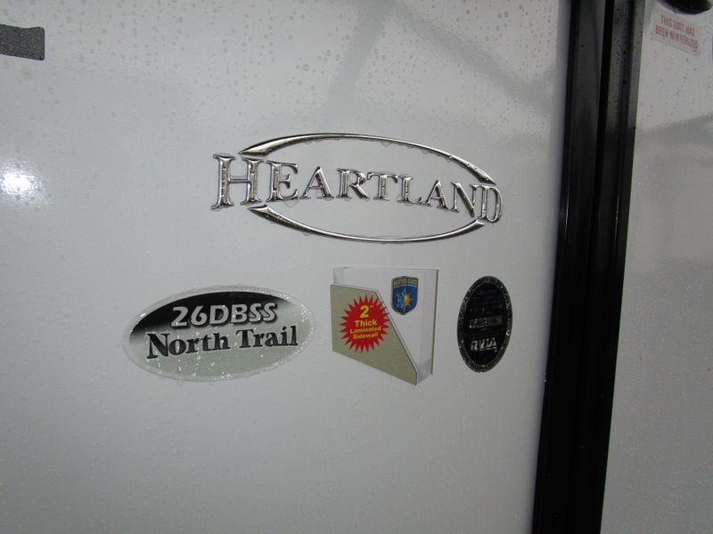 2019 Heartland North Trail  26DBSS   in Charleston, SC
