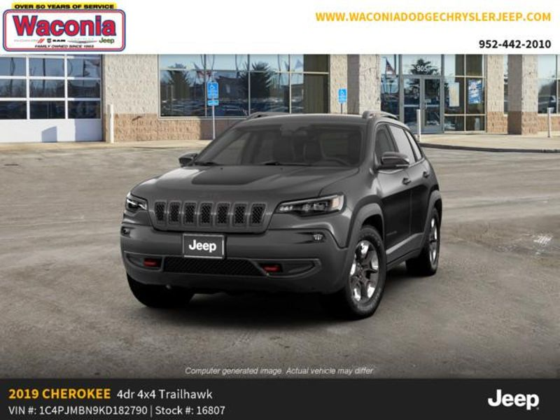 2019 Jeep Cherokee Trailhawk  in Victoria, MN