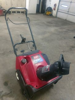 2018 Troy-Bilt / Toro Snow machine Omaha, Nebraska 3